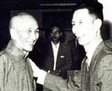Yip Man and Chu Chung Man
