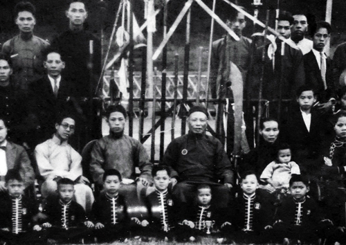 Hung Gar Kuen  - Grand Master Lam Cho and Grand Master Lam Sai Wing