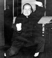 Choy Li Fut Grand Master Hu Yuen Chou