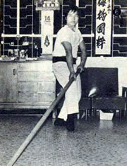 Wing Chun Luk Dim Bun Gwan - Six and Half Point Long Pole