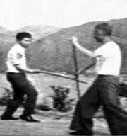 Wing Chun Grand Master Dang Yik -  Six and Half Point Long Pole
